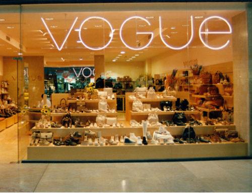 Tienda Vogue Calzado